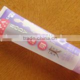 Cosmetic Tube for Bath Salt Image
