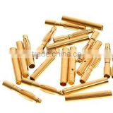 2mm 4 mm 8mm Gold plated Banana plug connector