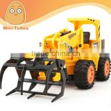 2014 New arrival! multifunctional 5 channel rc car excavator for sale