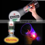new led flashing cup with led projection, new way to promotion-------- led projection logo cup