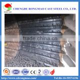 High manganese steel ball mill liners for metal mining