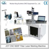 JOY fiber is widely used for the communication, electronics , Fiber Laser Marking Machine