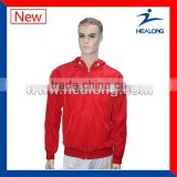 Cheap Custom Made Jacket Outdoor Waterproof Red Jacket 2013 Hot Sale