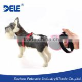 Innovative Product Soft Grip Leather Retractable Dog Leash                                                                         Quality Choice