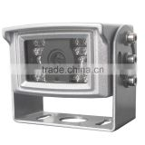 Mirror And Normal Adjust Rear and Front View Waterproof Infrared Night Vision Back Up Camera For Truck And Forklift