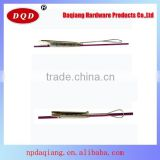 Alibaba Supply 2 Knots for 1-2 Pair Drop Wire Clamp With Galvanized