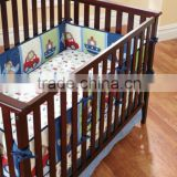 cotton polyeaster printing nursery bed set