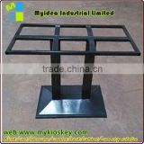 HS-A075B Table Legs Metal Table Legs Wrought Iron Table Bases For Granite Tops