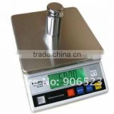 2kg x 0.1g Accurate Jewelry Gram Gold Gem Coin Balance Weight Digital Scale ,electronic Counting bench top scale