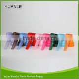 2015 New Design High Quality 28/410 YuYao Transparent Color Model A Plastic Garden Sprayer