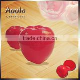 2016 New Apple Shape Plastic Food Container