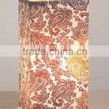 Christmas 2015 hot sale Changeable Clothes fabric table Lamp Shades