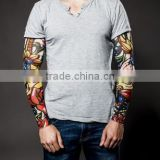 Innovative Product Body Art Arm Stockings Slip Accessories Fake Temporary Tattoo Sleeves