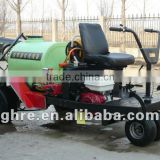 2012 latest ride type green spray insecticide machine
