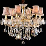 Modern Maria Theresa Crystal Chandelier Luxury Pendant Light Lamps for Living and Dining Room Furniture Decoration CZ6035/6