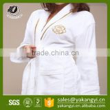 Foshan 100% Cotton White Colour Bath Robes For Women                                                                         Quality Choice                                                     Most Popular
