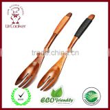 Amazon Superb Quality Cherry Wooden Fork