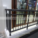 aluminum railings for outdoor stairs