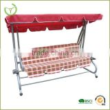 2014 Foldable aluminum texline outdoor reclining swing