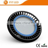 China supplier wholesale aluminum housing PC cover led UFO high bay light for Bus Station