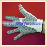 quality exquisite female cabretta anti-slip golf glove