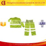 High Visibility Professional European Fluorescent Workwear