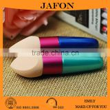 Lollipop Design Colorful Cosmetic Brushes Liquid Cream Foundation BB Cream Isolation Concealer Sponge Makeup Brush Tool