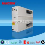 Macon wall mounted home dehumidifier 220V use with heat pump