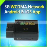 car gps tracking system 3g gps obd tracker with web platform                                                                                         Most Popular