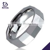 Hot selling mens tungsten rings