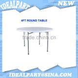 4foot HDPE Blowing round table