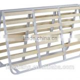 Folding Bed Frame With Wooden Slats F511
