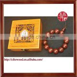 Hot New Products for 2016 Wholesale Chinese Prayer Bracelets, Fashion Red Sandalwood Bangles, Wood Beads Jewelry Accessories