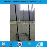 2014 New Design Portable magazine rack , Portable brochure stands(guang zhou)