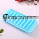 Creative ice-making box reusable plastic ice tray