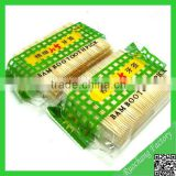 Promotional bamboo toothpicks suppliers,toothpick diameter 2.0mm