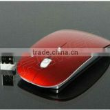 2013 new 2.4G Micro-receiver Wireless computer cheap Optical Mouse from China