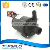 12V 24V DC brushless high temperature circulation pump