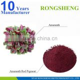 Factory Price Food Color Natural Amaranth Pigment Red