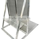 RK Crash Barrier aluminum crowd control barrier security barricade for concert,event, sport