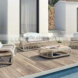 New Design outdoor bamboo rattan sofa - Wicker Furniture Set
