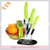 2013 Hot Sale Promotional Gift Zirconia Ceramic Knife Set                                                                         Quality Choice