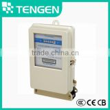 Made in China Tengen brand Three Phase Electric Energy Meter DTS256 electrical meter power meter