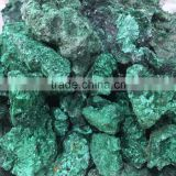 Natural Raw Green Malachite Crystal Rough stones