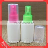 Empty 1oz 40ml Clear Plastic Pet Spray Bottle With White Spray Sprayer Pump/trigger/nasal