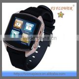 FS FLOWER - 2014 Latest High-Tech Wifi Smart Wrist Watch Phone