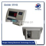 platform scale HY12electronic weighing indicator china supplier portable weighing scale digital load cell indicator