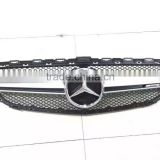 For Mercedes-Benz W205 C class C63 car grille Grill AMG