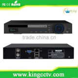 Hot 4ch/8ch/16ch 1U/2U 1080p full hd nvr for ip camera recording Support Mobile Phone NVR