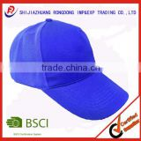 Alibaba china wholesale softer and thicker mesh and 21*21 cotton combination baseball caps and hats